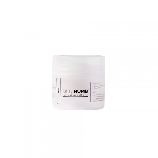 Medi Numb Cream (50g) - Topical Anesthetic